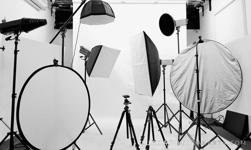 Tempat Foto Studio