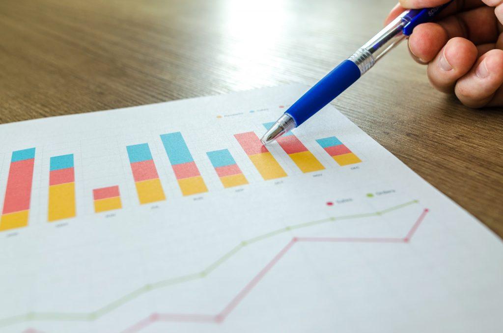 cara memasarkan produk makanan Masih bingung memasarkan produk? Ikuti cara menarik perhatian pelanggan berikut dijamin ludes analytics blur chart 590020 1