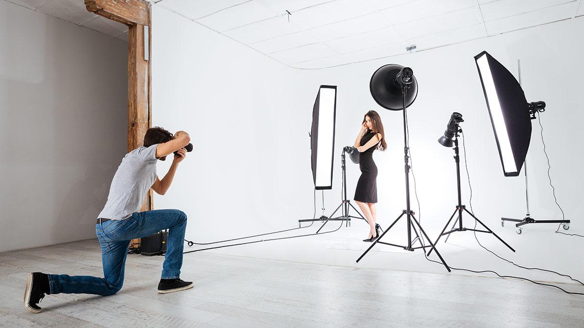 Studio Foto Sendiri